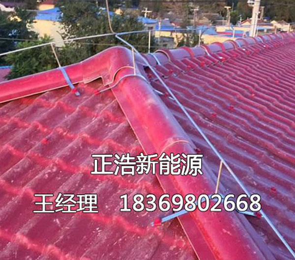 菏泽市牡丹区正浩新能源科技有限公司